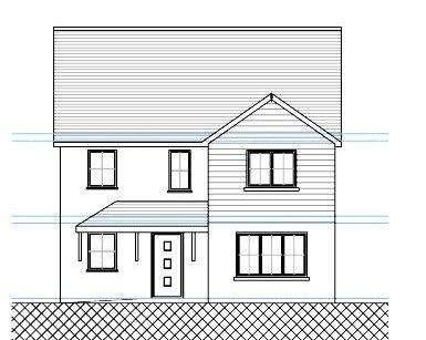 5 Bedrooms Detached House for sale in Plot 1 Parc Thomas, Carmarthen SA31 1DP