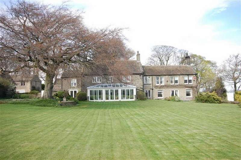 5 Bedrooms Detached House for sale in Manor Road, Farnley Tyas, Huddersfield, HD4