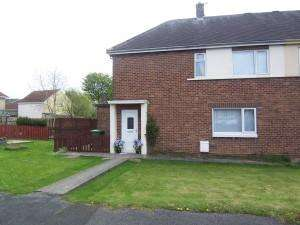 2 Bedrooms Semi Detached House for rent in MYRTLE GROVE, TRIMDON VILLAGE, SEDGEFIELD DISTRICT