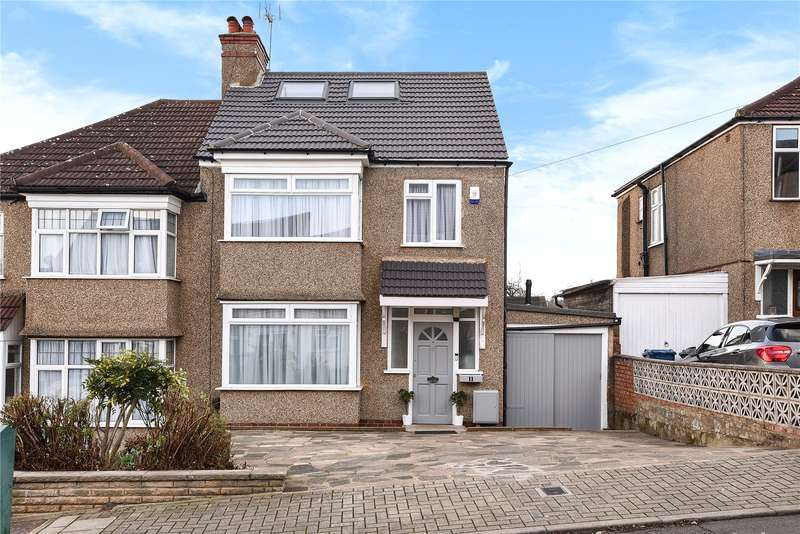 4 Bedrooms House for sale in Woodcroft Avenue, Stanmore, Middlesex, HA7