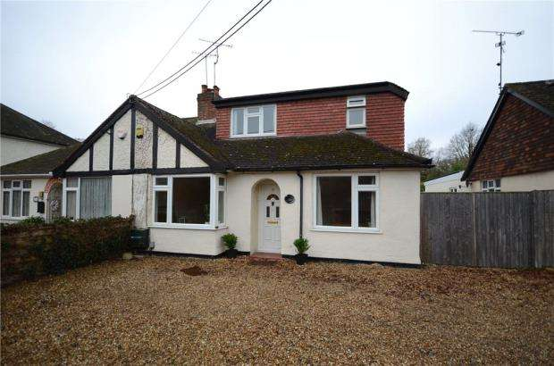 3 Bedrooms Semi Detached House for sale in Reading Road, Winnersh, Wokingham