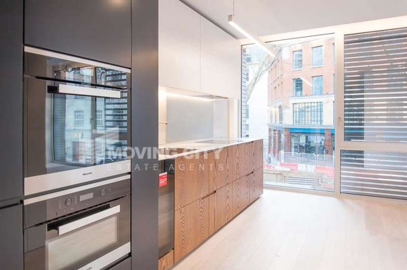 1 Bedroom Apartment Flat for sale in Vicary House, 24 Bartholomew Close, EC1A