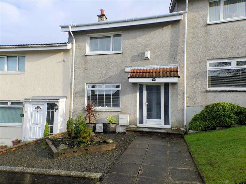 2 Bedrooms Terraced House for sale in Flinders Place, Westwood, EAST KILBRIDE