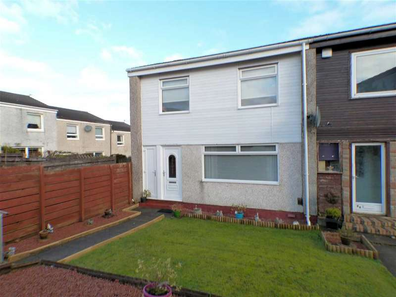 3 Bedrooms End Of Terrace House for sale in Juniper Avenue, EAST KILBRIDE