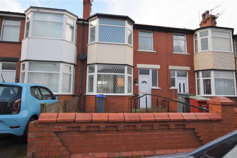 3 Bedrooms House for rent in Dryburgh Avenue, Blackpool