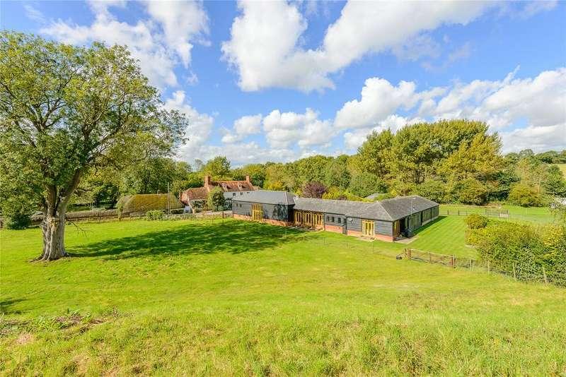 5 Bedrooms House for sale in Heathman Street, Nether Wallop, Stockbridge, Hampshire