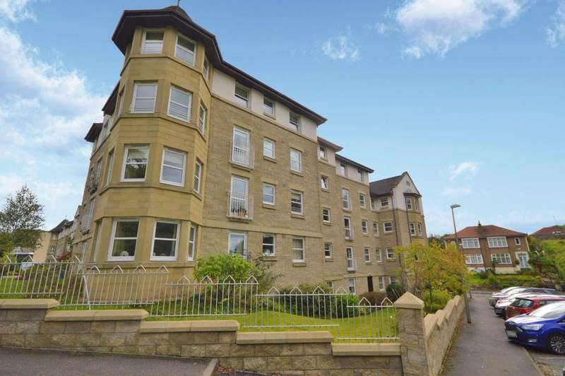 2 Bedrooms Retirement Property for sale in Flat 3, Bishops Gate, 20 Kenmure Drive, Bishopbriggs, Glasgow, G64 2RJ