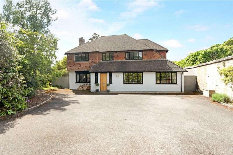 4 Bedrooms Detached House for sale in Nevill Park, Tunbridge Wells, Kent, TN4