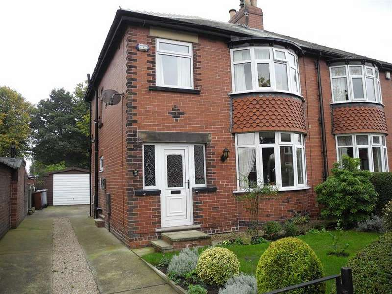 3 Bedrooms Semi Detached House for sale in Tempest Avenue, Darfield, Darfield, Barnsley, S73