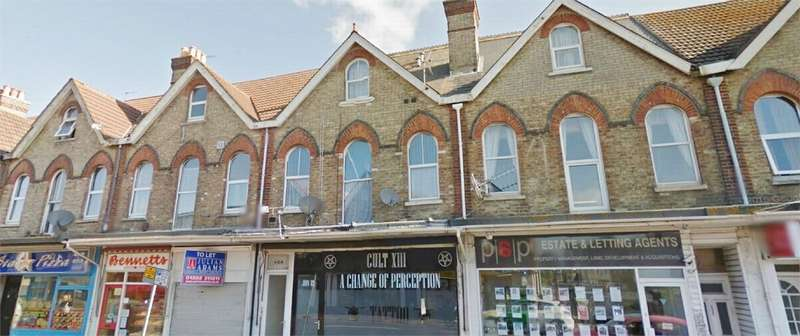 1 Bedroom Flat for sale in 486 Ashley Road, Parkstone, Bournemouth