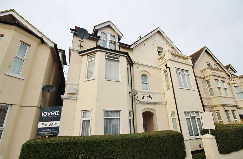 1 Bedroom Flat for sale in 13 Cecil Road, BOURNEMOUTH, Dorset