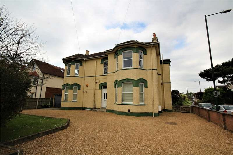 2 Bedrooms Flat for sale in Knole Road, BOURNEMOUTH, Dorset