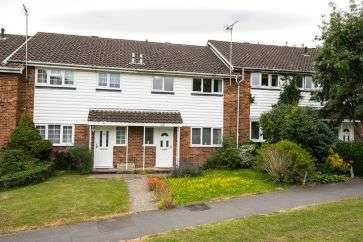 3 Bedrooms Terraced House for sale in 18 Carnoustie, Bracknell, Berkshire, RG12 8ZW