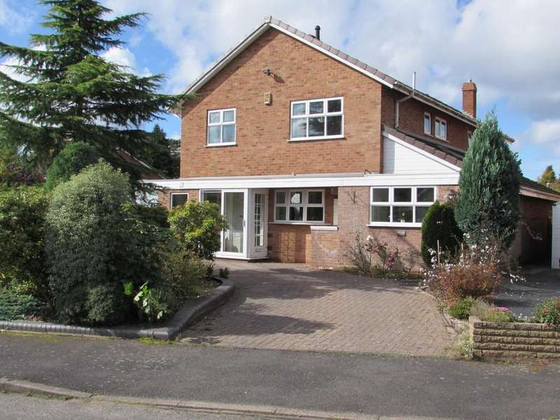 5 Bedrooms Detached House for sale in Beauchamp Road, Solihull