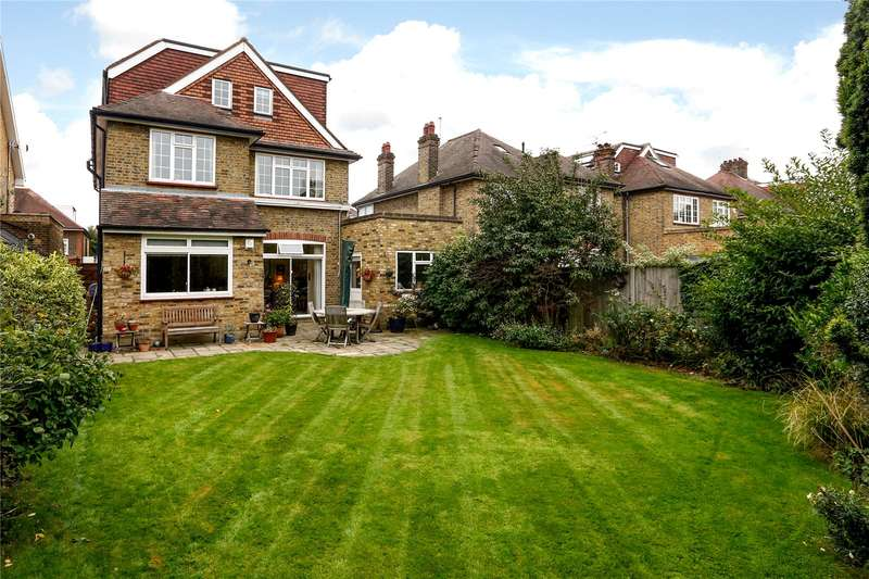 6 Bedrooms Detached House for sale in Ullswater Road, Barnes, London, SW13