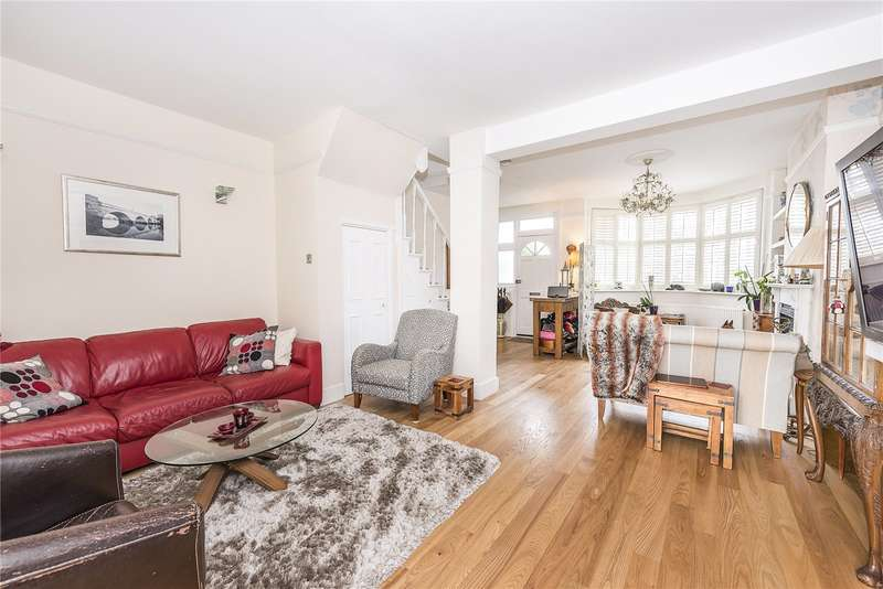 3 Bedrooms Terraced House for sale in Milton Road, London, SW14