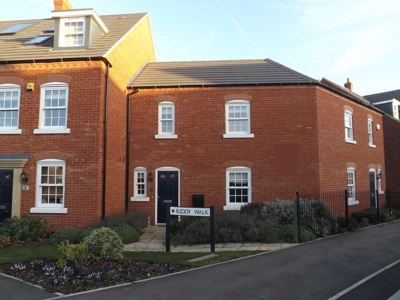 2 Bedrooms Terraced House for rent in Riddy Walk, Kempston, MK42