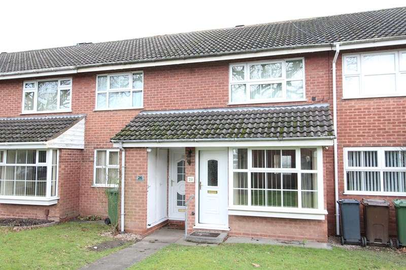 2 Bedrooms Ground Maisonette Flat for sale in Withybrook Road, Solihull