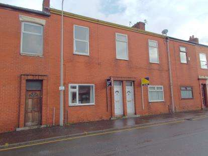 3 Bedrooms Terraced House for sale in Plungington Road, Fulwood, Preston, Lancashire, PR2
