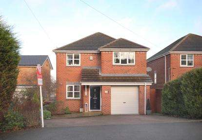 4 Bedrooms Detached House for sale in Holmley Lane, Coal Aston, Dronfield, Derbyshire