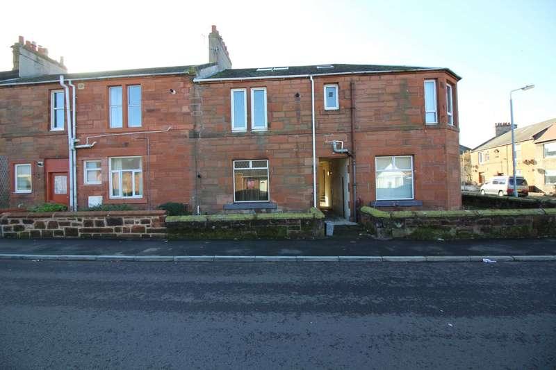 1 Bedroom Flat for sale in Northfield Avenue, Ayr