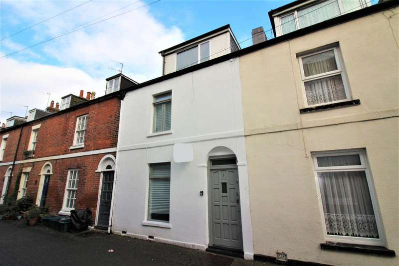 4 Bedrooms Terraced House for rent in Wesley Street, Weymouth, Dorset, DT4 7DT