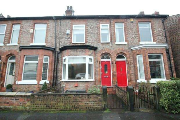 2 Bedrooms Terraced House for sale in Massey Road, Sale