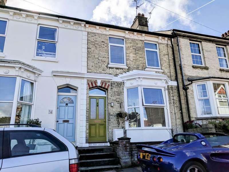 2 Bedrooms Terraced House for sale in Brightland Road, Eastbourne