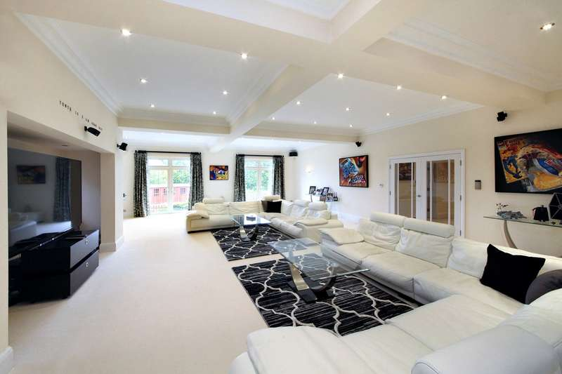 7 Bedrooms Detached House for sale in Penn Road, Knotty Green, Beaconsfield, HP9