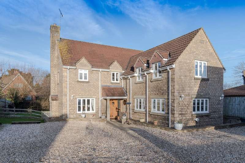 5 Bedrooms Detached House for sale in Frog Lane, Great Somerford