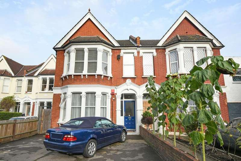2 Bedrooms Flat for sale in Bargery Road, Catford