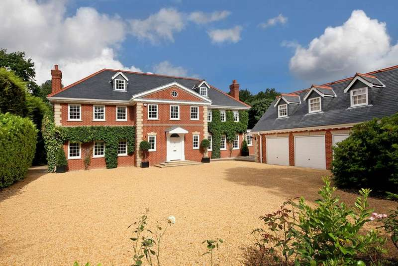 6 Bedrooms House for rent in Coronation Road, Ascot, Berkshire, SL5