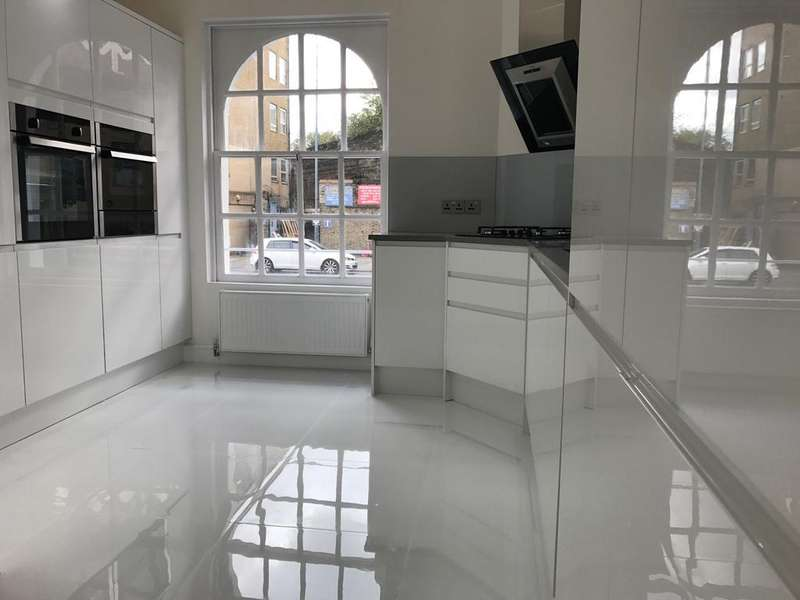 2 Bedrooms Maisonette Flat for sale in Commercial Road, London E14