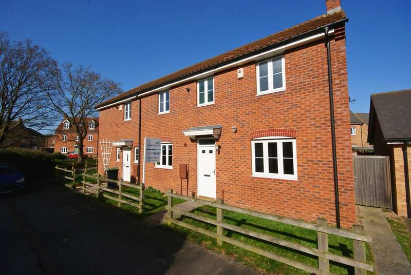 3 Bedrooms Semi Detached House for sale in Tall Pines Road, Witham St Hughs LN6