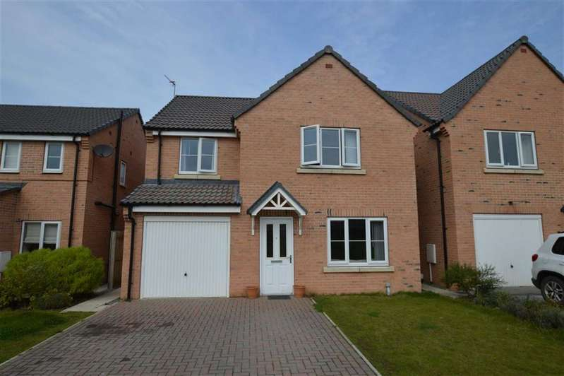 4 Bedrooms Detached House for sale in Miskin Close, Hornsea, East Yorkshire
