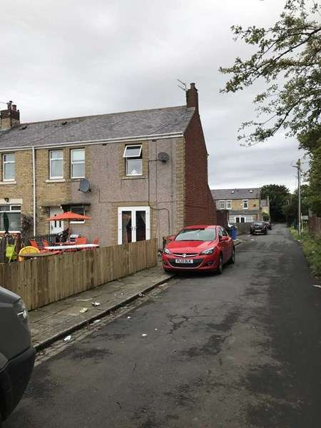 2 Bedrooms Property for sale in Third Row, Linton Colliery, Morpeth, Northumberland, NE61 5SB
