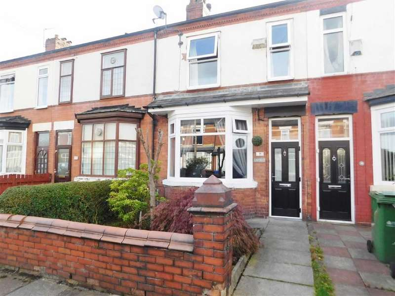 3 Bedrooms Terraced House for sale in Lyndhurst Avenue, Bredbury, Stockport
