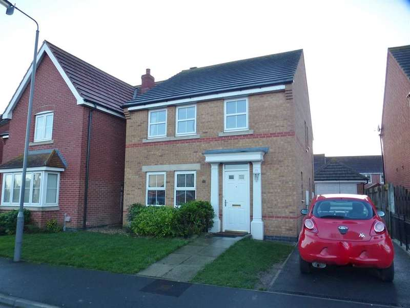 4 Bedrooms House for sale in Pasture Crescent, Herons Reach, Filey