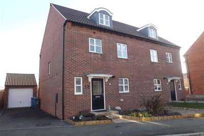 4 Bedrooms Semi Detached House for rent in Piper Close, Mansfield Woodhouse