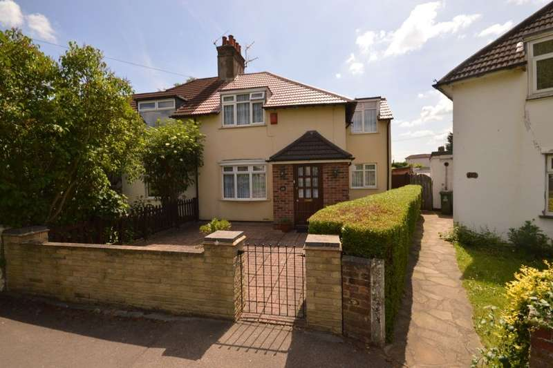 3 Bedrooms Semi Detached House for sale in Erith Road, Northumberland Heath, Erith, DA8