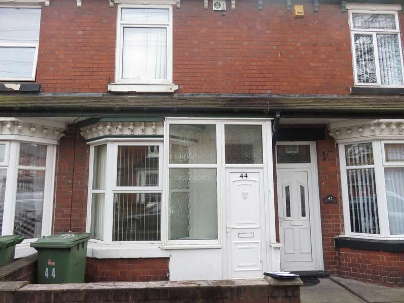 2 Bedrooms Terraced House for rent in Victoria Street, Willenhall