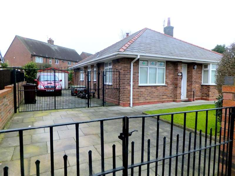 3 Bedrooms Bungalow for sale in Scotchbarn Lane, Prescot