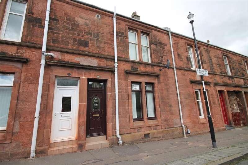 1 Bedroom Flat for rent in Alexander Street, Coatbridge