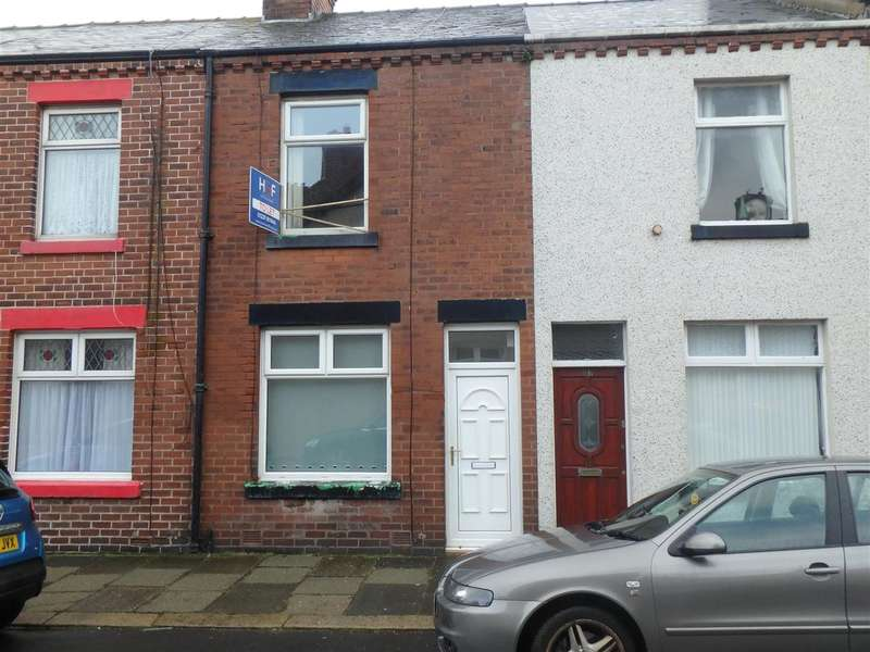 2 Bedrooms Terraced House for rent in Harrogate Street, BARROW-IN-FURNESS