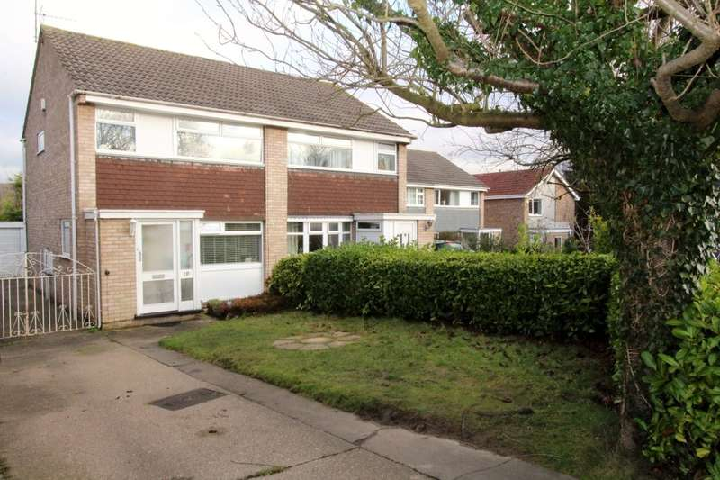 3 Bedrooms Semi Detached House for sale in Wembley Gardens, Bramcote, Nottingham, NG9