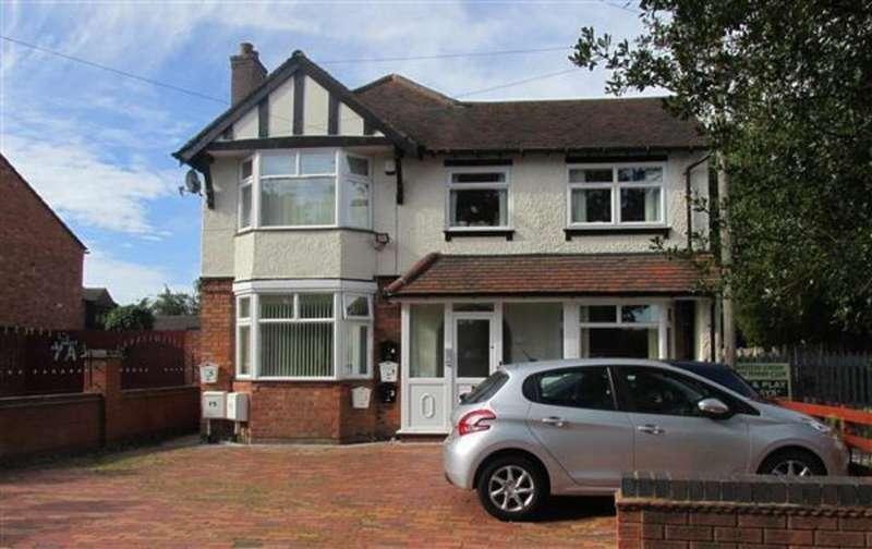 2 Bedrooms Flat for rent in Elmdon Road, Marston Green