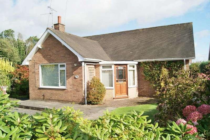 2 Bedrooms Detached Bungalow for sale in Garden Village, Wrexham