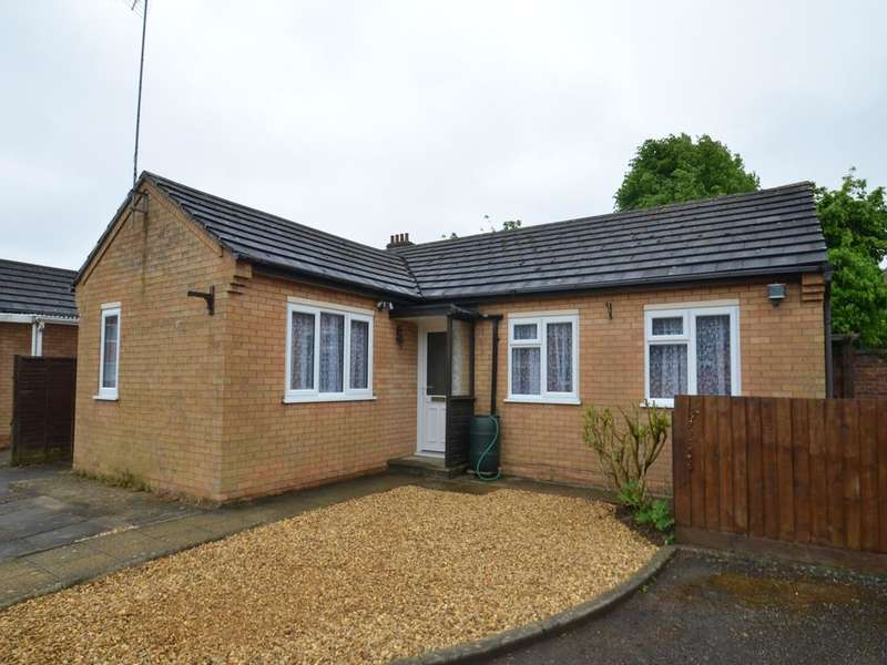 2 Bedrooms Detached Bungalow for rent in Neale Avenue, Kettering, NN16