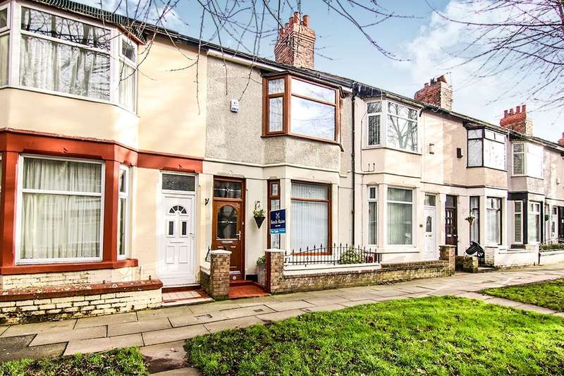 3 Bedrooms Terraced House for sale in Ince Avenue, Anfield, Liverpool, L4
