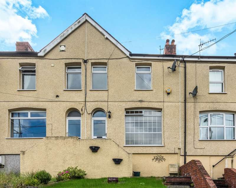 2 Bedrooms Terraced House for sale in Abernant Road, Markham, Blackwood